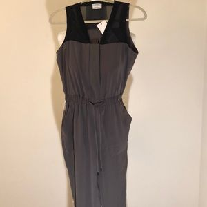 Brand new DKNY army green jumpsuit